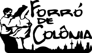 Logo Forró de Colônia